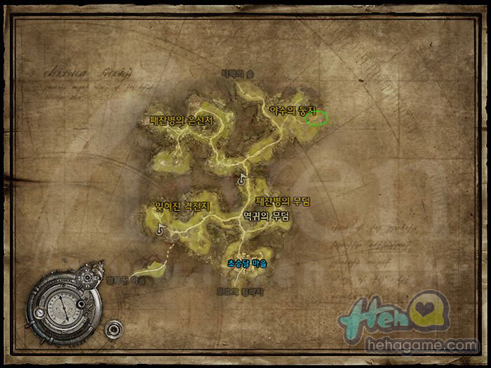 17级boss世界小boss地图位置分享