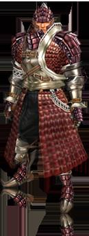 男性劍士-毒猛龍S系裝備