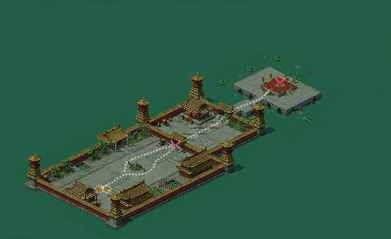 東邪西毒皇宮禁地