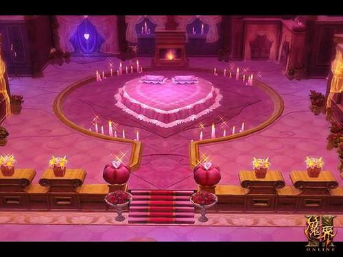 《魔界2》結婚系統即將上線洞房蜜月