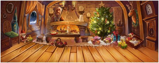 神魔之塔[攻略] 圣诞小屋