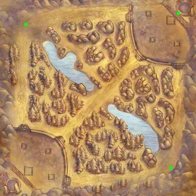 lol新地图全景 英雄联盟地图全景 lol地图全景