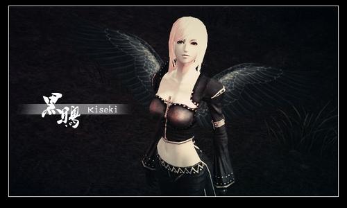 【记者团-图组】Kiseki出品--『黑鸦』