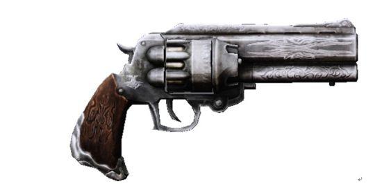 《終極使命》「感染危機」專屬武器——噬魂?命運之輪