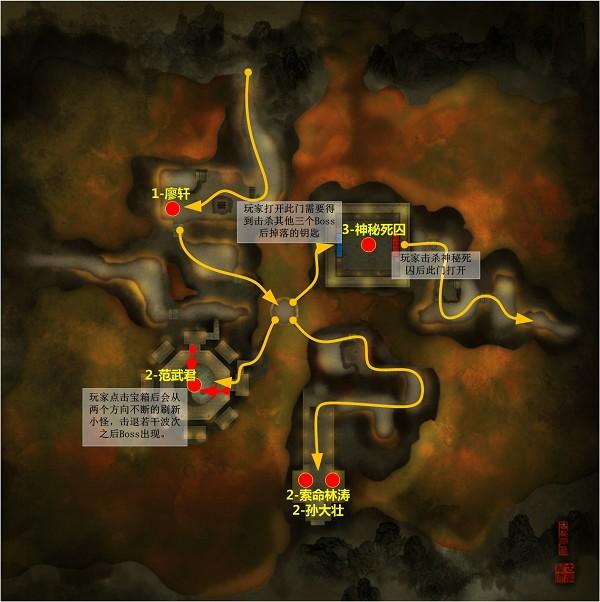 紅衣堂煉獄攻略-1