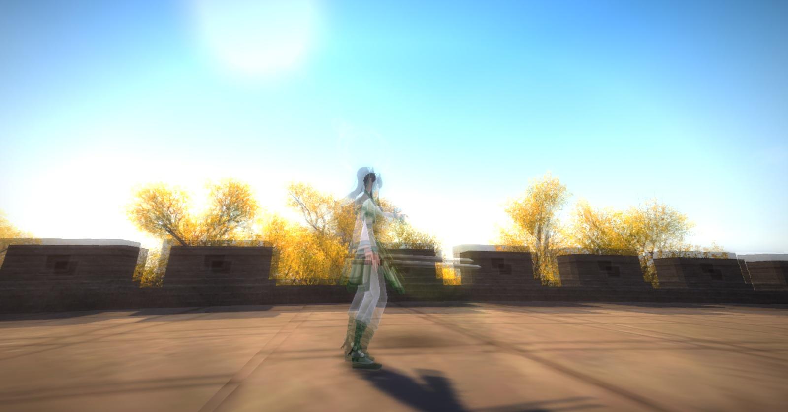 图说九阴真经 体验游戏生活中的美图分享