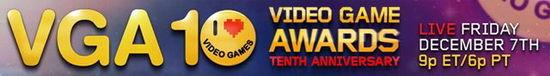 第十届游戏奖评选开始 暗黑3获多项提名