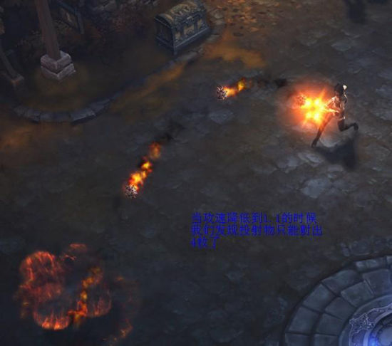 让你正确认识猎魔人输出神技:连射!