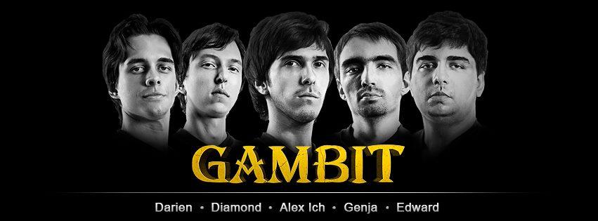 新東家!前M5整體加盟Gambit Gaming