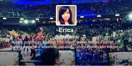 兌現承諾!前TPA經理Erica加入拳頭公司
