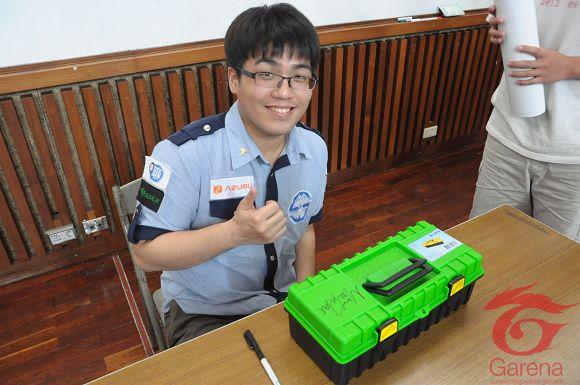 台灣隊長或再戰美國 S3資格賽TPS取先機