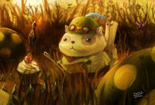 玩家開發「提莫快跑」遊戲模式獲官方認可