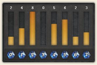 爐石傳說卡組分享:德魯伊新手最強速攻套牌