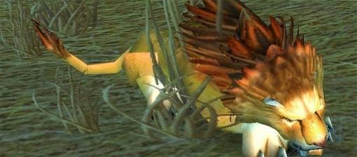 爐石每日一牌第二百零六期:長鬃草原獅
