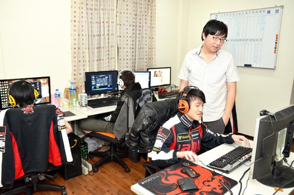 探秘台灣AHQ訓練基地:如家一般的溫馨