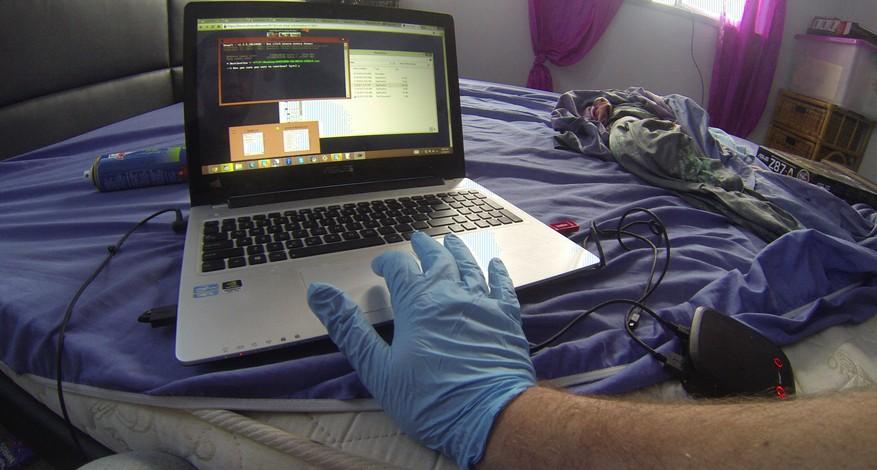 入侵拳頭數據庫黑客被捕 面臨八項指控