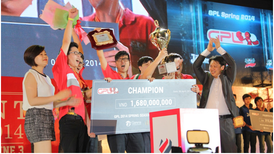 TPA獲GPL春季賽冠軍:將出戰全明星賽