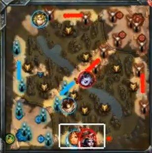 玩家分享:快節奏「四人推塔'戰術解析