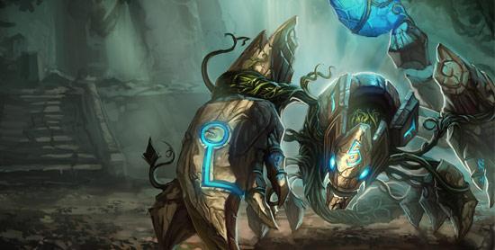 LOL設計師公佈蠍子新改動 控制型受青睞