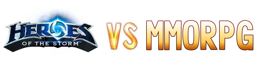 《風暴英雄》與MMORPG遊戲的不同