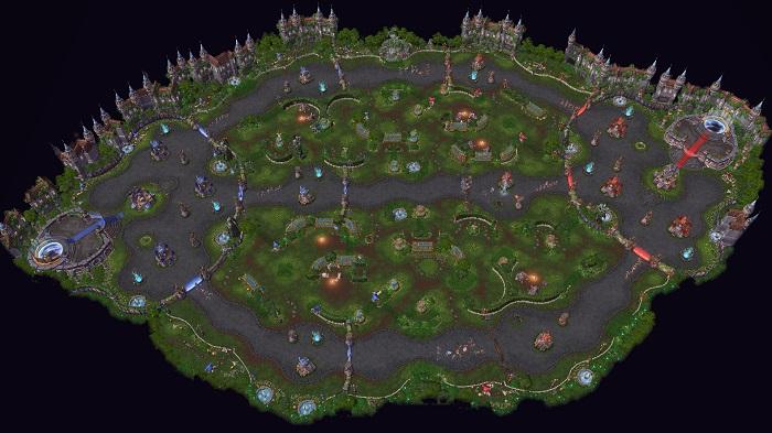 《風暴英雄》設計師訪談:詳解新地圖恐魔園