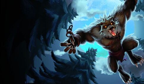 S5季前賽打野新寵:能控能追人的狼人