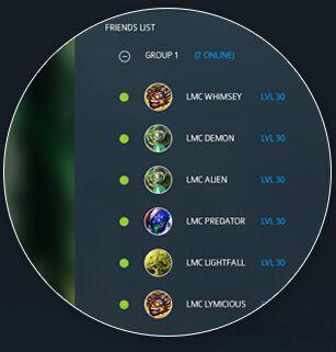 玩家自製LOL界面:簡潔面板 堪稱高大上