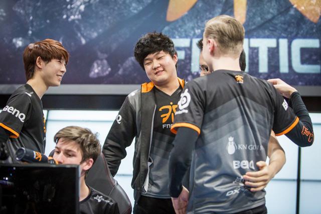 Fnatic引韓援 韓流即將席捲歐洲賽區?