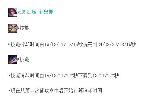 外服6.4版再遇BUG 上單一姐劍姬遭禁用