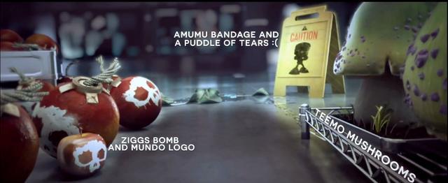 LOL那些隱藏在CG裡的彩蛋!你都知道嗎?