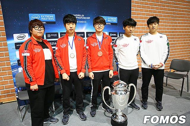 採訪SKT:沒想到會奪冠 希望能參加MSI