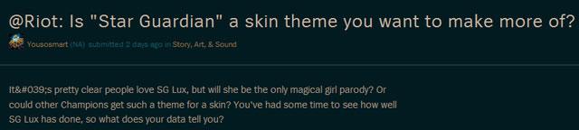 設計師爆料 更多英雄將有魔法少女皮膚