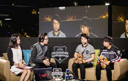 韓媒專訪EDG總教練阿布 熟知中國電競