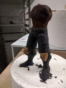 網友自製傑斯蛋糕 你捨得吃它嗎?