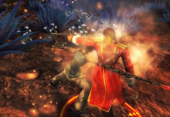 剑招多变可格挡反击,在中后期之后图片